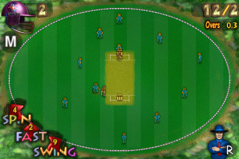 Screenshot Cricket Twenty20 Lite – Bee's Vs Orbitors