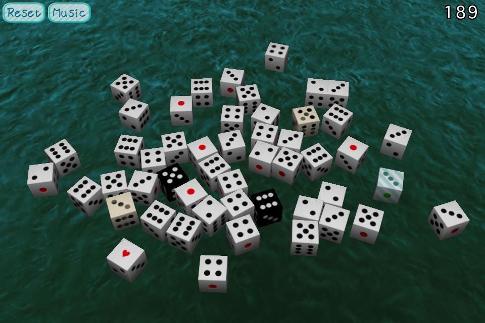 Screenshot Dice -3D-